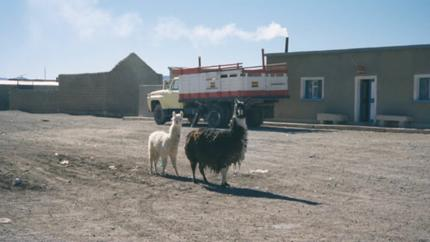 Photos from La Paz to Lake Titicaca Boliva
